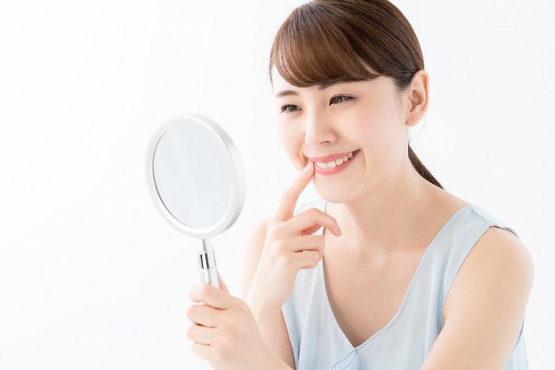 芸能人の白い歯治療のご相談