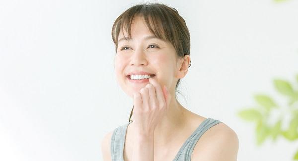 歯の美容整形とスマイルライン