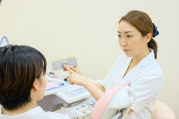 口ゴボ治療の流れ