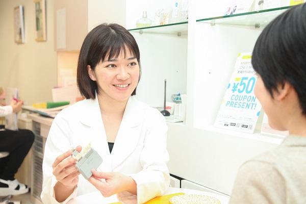 出っ歯治療の無料カウンセリング