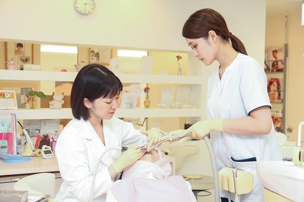 出っ歯治療
