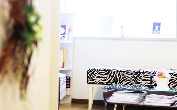 恵比寿店での完全個室カウンセリング風景